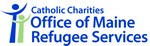Catholic Charities Office of Maine Refugee Services logo